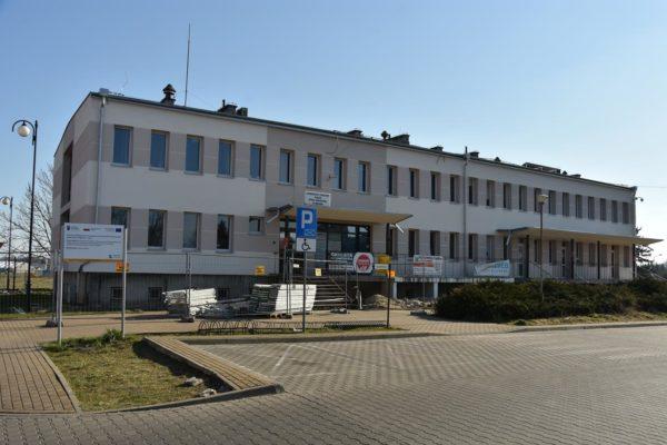 Informacje dla Pacjentów SPZOZ w Dęblinie ul. Rynek 14